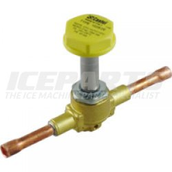 Brema Hot Gas Valve Body 20410