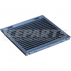 Brema Louvre Grille And Filter 10205