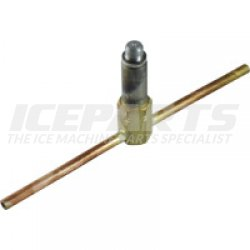 Icematic Hot Gas Valve Body 19863033