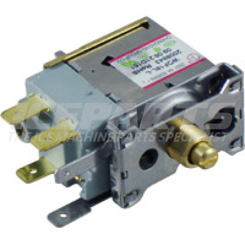 Manitowoc Evaporator Thermostat (Version Without Timer) 20-0884-9